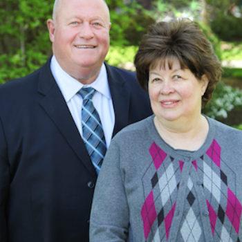 Senior Pastor Bob Gass and Charlene Gass