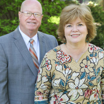Pastor Mike Gass and Marilyn Gass